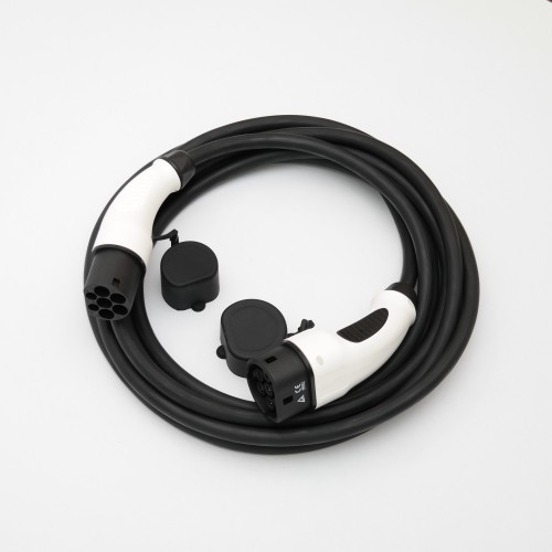 Přenosný nabíjecí kabel pro nabíjecí stanice Typ 2 - Typ 2 - 3x16A / 11kW